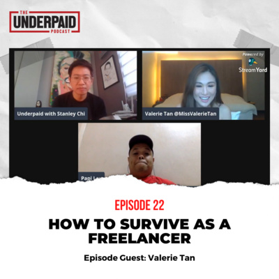 Episode 22: How to Survive as a Freelancer
