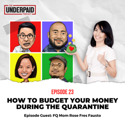 Episode 23: How to Budget Your Money During the Quarantine
