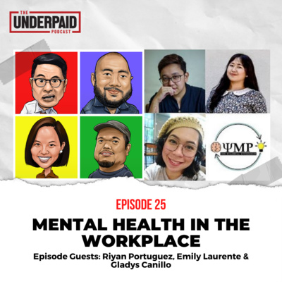 Episode 25: Mental Health in the Workplace