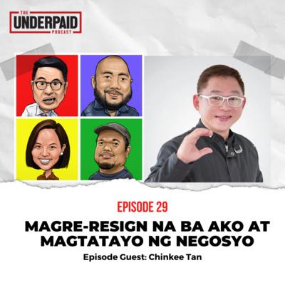 Episode 29: Magre-resign na ba ako at magtatayo ng negosyo