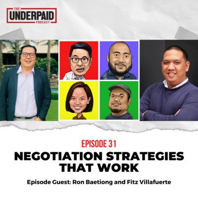Episode 31: Negotiation Strategies that Work