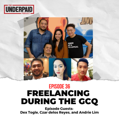 Episode 36: Freelancing during the GCQ