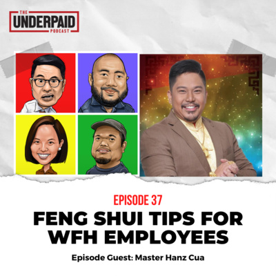 Episode 37: Feng Shui Tips for WFH Employees