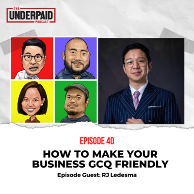 Episode 40: How to make your business GCQ friendly