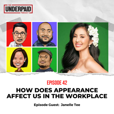 Episode 42: How does appearance affect us in the workplace