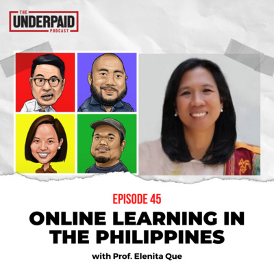 Episode 45: Online Learning in the Philippines