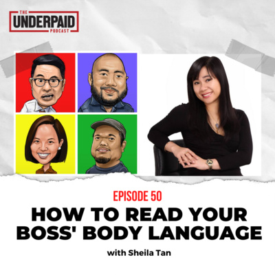 Episode 50: How to read your boss' body language