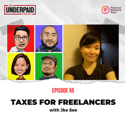 Episode 55: Taxes for Freelancers
