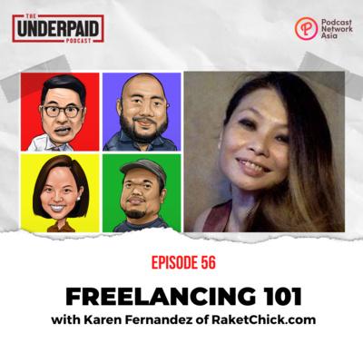 Episode 56: Freelancing 101
