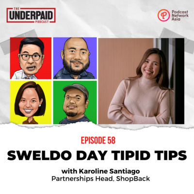 Episode 58: Sweldo day tipid tips