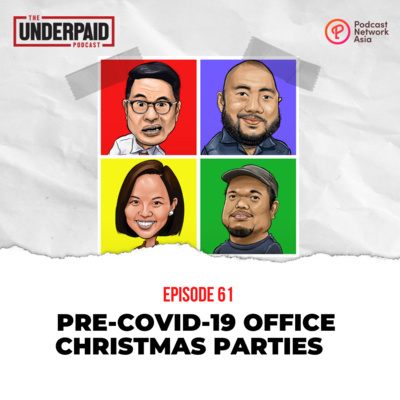 Episode 61: Pre-COVID-19 Office Christmas parties