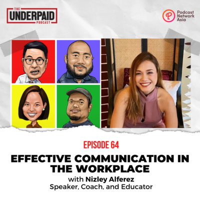 Episode 64: Effective communication in the workplace