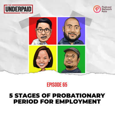 Episode 65: 5 Stages of Probationary Period for Employment
