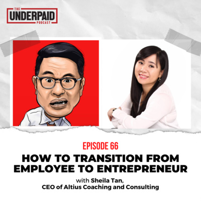 Episode 66: How to transition from employee to entrepreneur