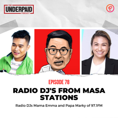 Episode 78: Radio DJs from Masa Stations