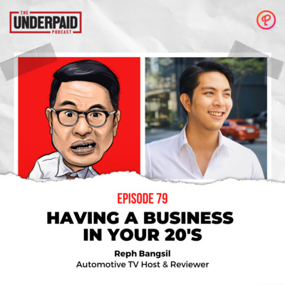 Episode 79: Having a business in your 20's