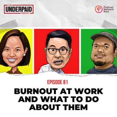 Episode 81: Burnout at work and what to do about them