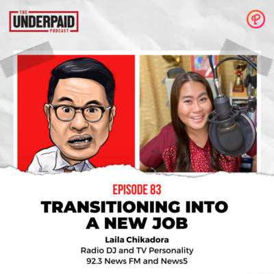 Episode 83: Transitioning into a new job