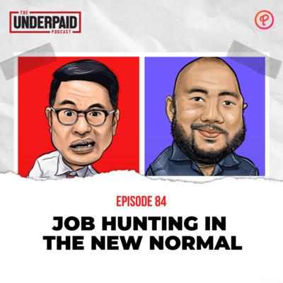 Episode 84: Job hunting in the new normal