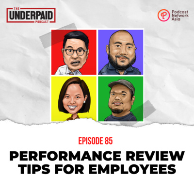 Episode 85: Performance Review Tips for Employees