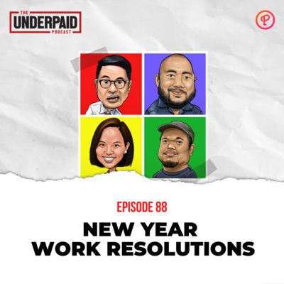 Episode 88: New year work resolutions