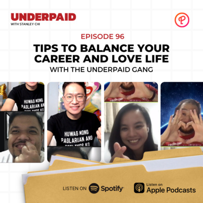 Episode 96: Tips to balance your career and love life