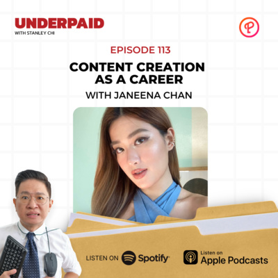 Episode 113: Content Creation as a career