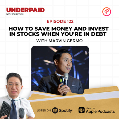 Episode 122: How to Save Money and Invest in Stocks When You're In Debt