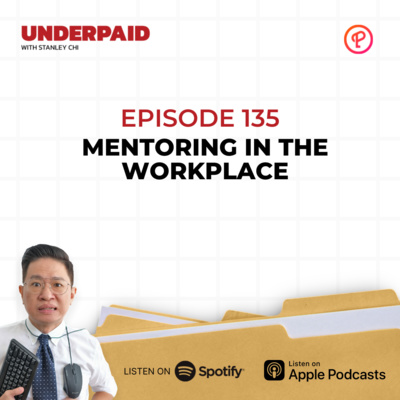 Episode 135: Mentoring in the Workplace