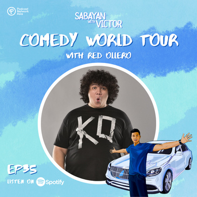 #35 Comedy World Tour - with Red Ollero