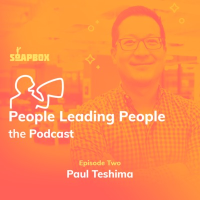 #2: Paul Teshima of Nudge on coaching high-performing teams