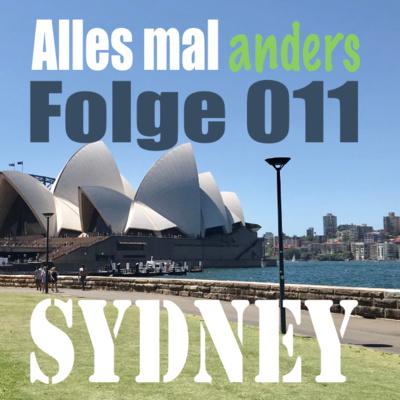 AMA 011: Sydney, wir kommen
