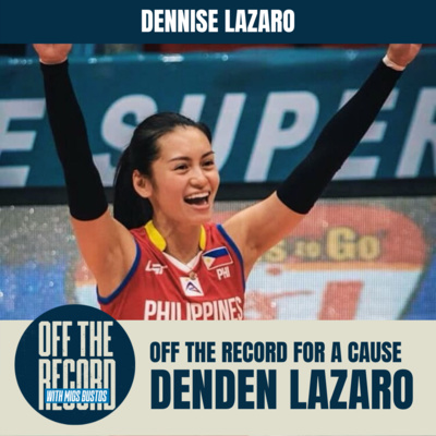 OFF THE RECORD FOR A CAUSE feat. DENDEN LAZARO in partnership with PROJECT SMILE PHILIPPINES