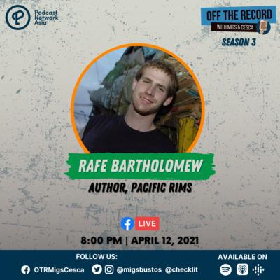 S03E04: Rafe Bartholomew