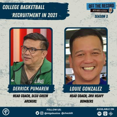 S03E06 (Part 2): Derrick Pumaren & Louie Gonzales