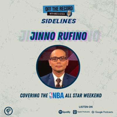 OTR: Sidelines Episode 1 : Jinno Rufino