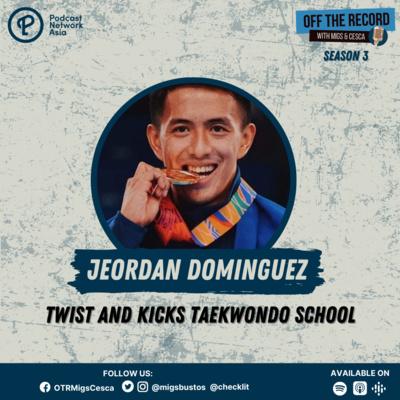 S03E09 (Part 3): Jeordan Dominguez