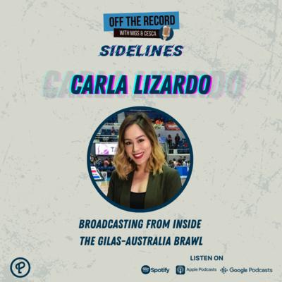 OTR: Sidelines Episode 2: Carla Lizardo