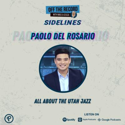 OTR Sidelines Episode 8 : Paolo Del Rosario
