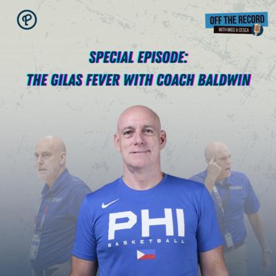 OTR Special Episode with Coach Baldwin