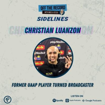 Episode 9 : Christian Luanzon