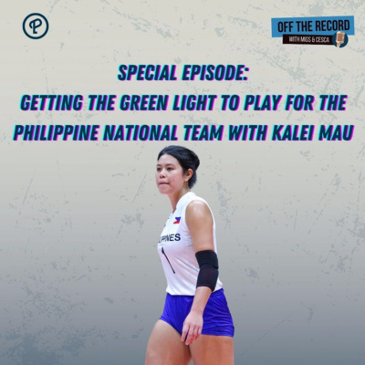 OTR Special Episode with Kalei Mau