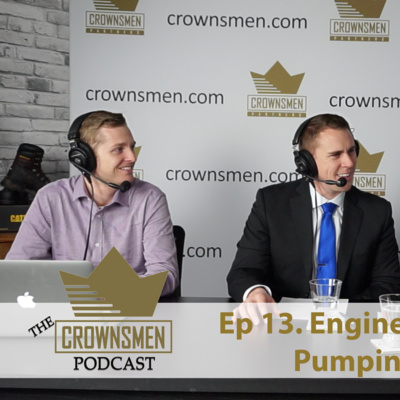 Ep 13. Engineering Industrial Pumping Systems