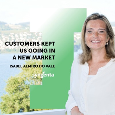 #6 Isabel do Vale: Customers Kept Us Going in a New Market