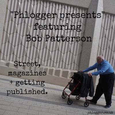 Street photography + magazine publishing with Bob Patterson