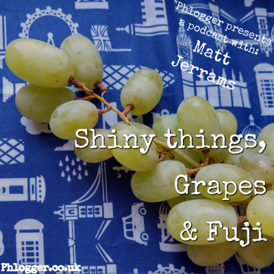 Shiny things, grapes and Fuji (interview with a street photographer)