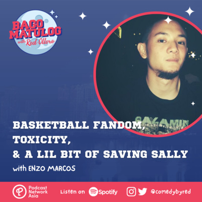 Basketball Fandom, Toxicity, & a Lil Bit of Saving Sally