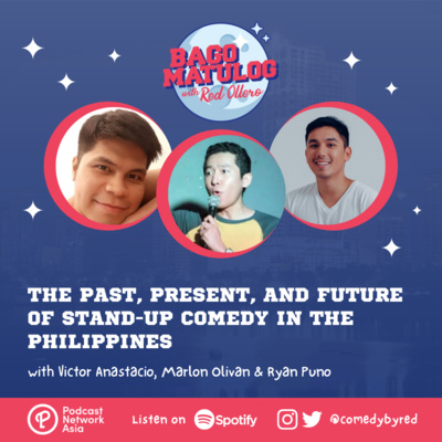 The Past, Present, and Future of Stand-Up Comedy in the Philippines
