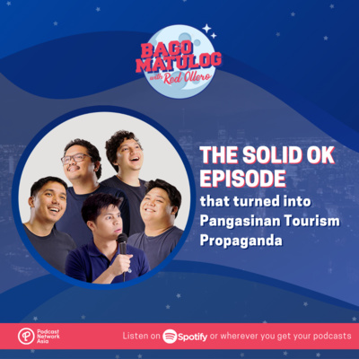 The SOLID OK Episode that turned into Pangasinan Tourism Propaganda