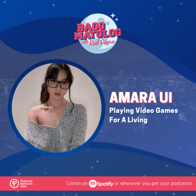 Amara Ui: Playing Video Games For A Living
